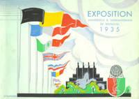 Exposition Universelle & Internationale De Bruxelles 1935