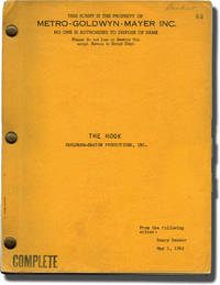 image of The Hook (Original screenplay for the 1963 film)