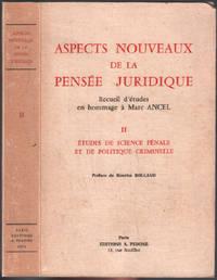 Aspects nouveaux de la pensée juridique  tome 2