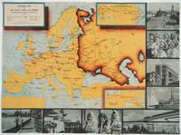 image of Intourist Map of the Soviet Union