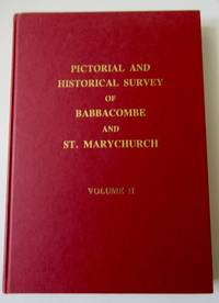 image of Pictorial_Historical Survey of BABBACOMBE_ST MARYCHURCH. Vol II;