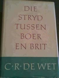 image of Die Stryd Tussen Boer en Brit