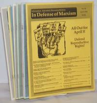 Bulletin in defense of Marxism [10 issues]