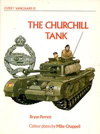 image of Vanguard No.13: The Churchill Tank