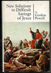 image of New Solutions to Difficult Sayings of Jesus
