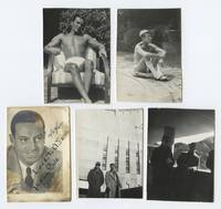 Personal Photographs and Signed Portrait to Sam Stark