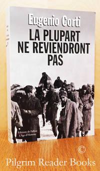 image of La plupart ne reviendront pas: Vingt-huit jours dans une poche du front  russe (hiver 1942-1943).