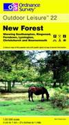image of New Forest (Outdoor Leisure Maps)