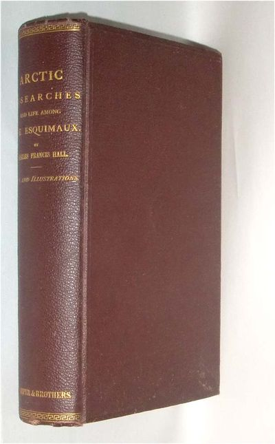 New York: Harper & Brothers, 1865. sep 22 2017. xxviii-595 pp. b/w engraved title page, plates and i...