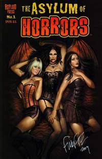 The Asylum of Horrors #1