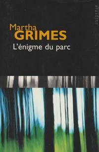 image of L'énigme Du Parc (French)