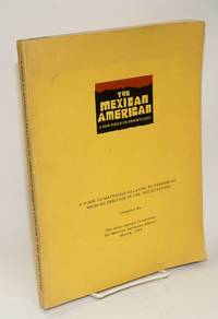 A guide to materials relating to persons of Mexican heritage in the United States