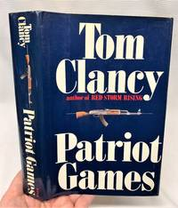 image of PATRIOT GAMES: **SIGNED**
