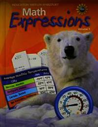 Math expressions by harcourt houghton mifflin image of math expressions student activity book hard cover collection grade 4 2011 fandeluxe Images