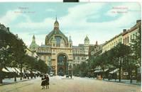 Belgium – Anvers – Avenue de Keyser CPA – 1914 used Postcard
