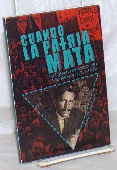 Santiago, Chile: Ediciones Crimental, 2014. Paperback. 135p., wraps, 4.25x6.5 inches, wraps lightly ...