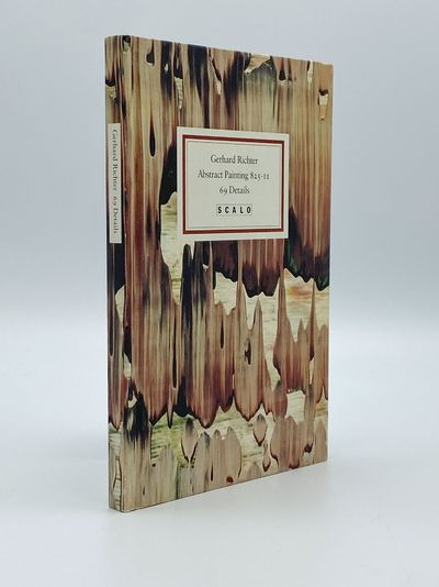 Scalo, 1996. A near-fine copy with light toning to sheet edges, original bookseller's sticker on rea...