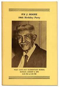 Wm. J. Moore 100th Birthday Party