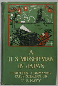 image of A United States Midshipman in Japan