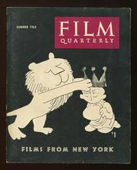 Film Quarterly (Summer 1962) [cover: drawing for OF STARS AND MEN]
