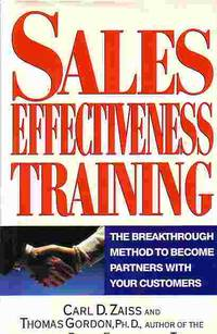 image of Sales Effectiveness Training Breakthrough Method to Become Partners with  Your Customers