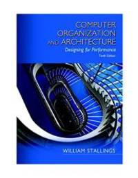 Computer Organization and Architecture (10th Edition) by William Stallings - 2015-03-02 - from Books Express and Biblio.com