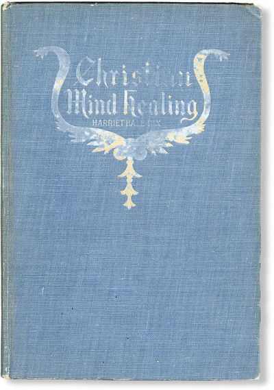 Los Angeles: Master Mind Publishing Co, 1915. Hardcover. Second edition. Octavo; cloth boards, stamp...