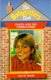 image of Stacey and the Cheerleaders (Babysitters Club)