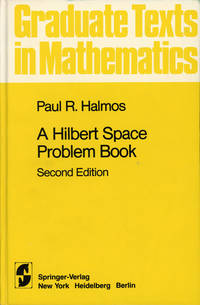 A hilbert space problem book by halmos paul r image of a hilbert space problem book graduate texts in mathematics 19 fandeluxe Gallery