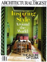image of ARCHITECTURAL DIGEST 2015