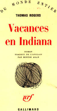 Vacances en indiana by Rogers T - 1984 - from philippe arnaiz (SKU: 143718)