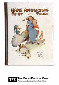 Mabel Lucie Attwell Hans Andersen's Fairy Tales First Edition Book 1914 with 12 Full Page Colour Illustrations by Mabel Lucie Attwell by Hans Andersen - 1914
