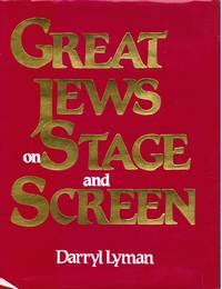 image of Great Jews on Stage and Screen