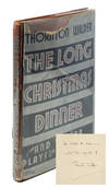 image of The Long Christmas Dinner and Other Plays in One Act.