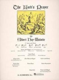 The Lord's Prayer  Sheet Music