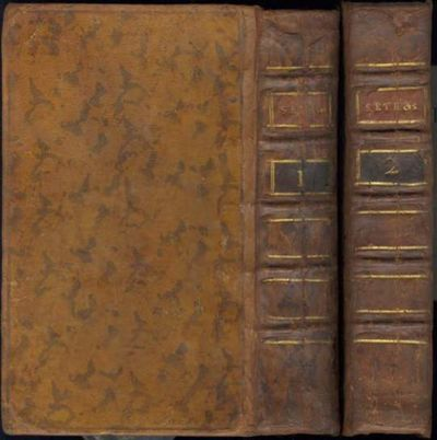 2 volumes. xxiv+588 pages with folding map; 579 pages with folding map. Duodecimo (6 1/2