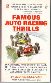 Famous Auto Racing Thrills