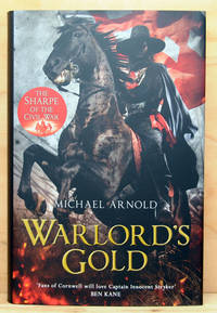 Warlord's Gold (UK Signed, Lined & Pre-Publication Day Dated Copy)