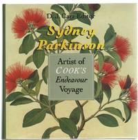 Sydney Parkinson Artist of Cook's Endeavour Voyage.