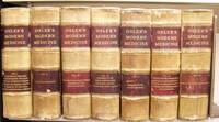 Modern Medicine: Its Theory and Practice. In Original Contributions By American And Foreign Authors. 7 Volumes, Complete