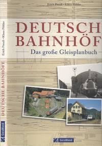Deutsche Bahnhöfe: Das große Gleisplanbuch (German train stations: The large track plan book)