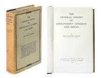 The General Theory of Employment, Interest and Money. by  John Maynard Keynes - First Edition - from John Windle Antiquarian Bookseller and Biblio.com