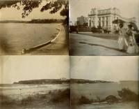 4 small albumen views of Sydney,  Australia by [Photographs; Australia] - 1880 - from Antipodean Books, Maps & Prints (SKU: 22000)