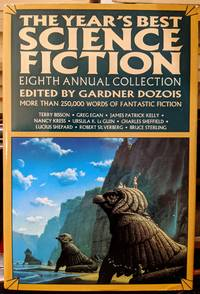 The Year's Best Science Fiction 1990 Eighth Annual Collection