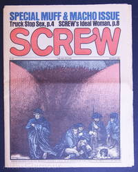 SCREW; The Sex Review by  Al (Editor) Goldstein - 1976 - from Alta-Glamour Inc. and Biblio.com