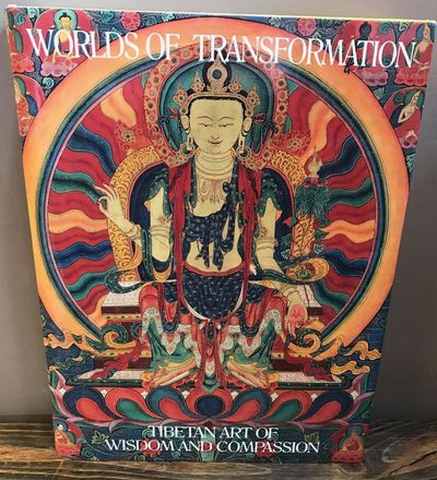 New York: Tibet House, 1999. First Edition. Hardcover. Quarto, 512 pages; VG/VG; illustrated blue, r...