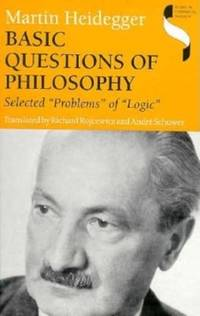 image of Basic Questions of Philosophy : Selected Problems of Logic