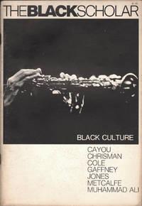 image of The Black Scholar Vol 1 No 8