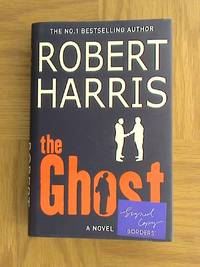 The Ghost                  **1st Ed/1st Print/Signed**