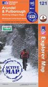 image of Arundel and Pulborough (OS Explorer Map Active)